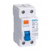 Выключатели дифференциальные CHINT Electric серии NL1