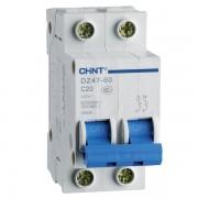 Автоматические выключатели CHINT Electric серии DZ47-60