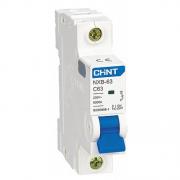 Aвтоматические выключатели CHINT Electric серии NХB-63